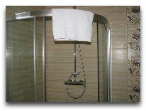 санаторий Sanatorium Energetikas & Amber SPA: Ванная комната в номере люкс в центре