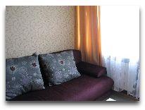 санаторий Sanatorium Energetikas & Amber SPA: Гостинная в номере люкс в центре