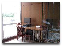 санаторий Sanatorium Energetikas & Amber SPA: Компьютерная комната в центре