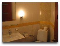 санаторий Sanatorium Energetikas & Amber SPA: Стельный туалет в апартаментах в центре