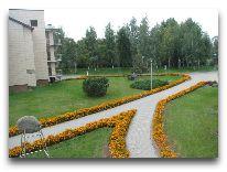 санаторий Sanatorium Energetikas & Amber SPA: Территория центра