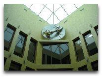 санаторий Sanatorium Energetikas & Amber SPA: Холл в Amber SPA