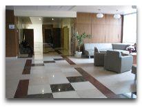 санаторий Sanatorium Energetikas & Amber SPA: Холл в здании центра