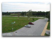 санаторий Sanatorium Energetikas & Amber SPA: Автостоянка
