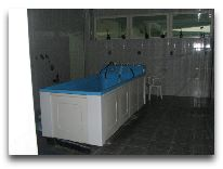 санаторий Sanatorium Energetikas & Amber SPA: Ванна для подводного массажа