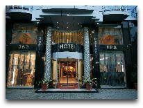 отель Era Palace: Вход в отель