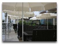отель Era Palace: Летняя терраса ресторана