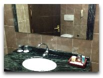 отель Era Palace: Ванная в номере полу юкс
