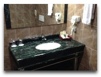 отель Era Palace: Ванная номера Люкс
