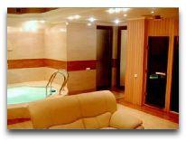 отель Yerevan Deluxe Hotel: Сауна с бассейном