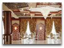 отель Erkin Palas: Ресторан отеля