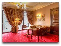 отель Эрмитаж: Номер Junior Suite