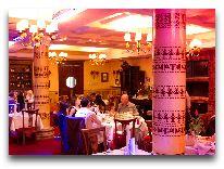 отель Эрмитаж: Ресторан