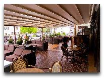 отель Эрмитаж: Терраса