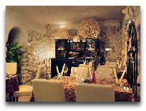отель Ester: Ресторан