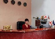 отель Eurika: Ресепшен
