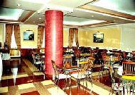 отель Eurika: Ресторан