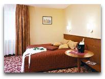 отель Europa City: Спальня в Suite