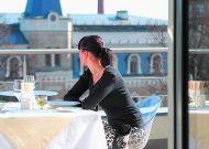 отель Days Hotel Riga VEF: Терраса