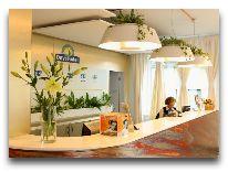 отель Days Hotel Riga VEF: Ресепшен