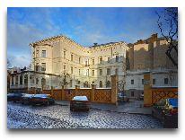 отель Europa Royal: Внутренний двор