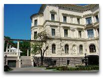 отель Europa Royal: Летняя терраса