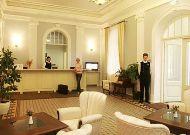 отель Europa Royale Druskininkai: Ресепшен