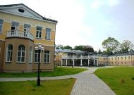 отель Europa Royale Druskininkai: Территория отеля