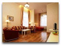 отель Europa Royale Druskininkai: Номер De Lux