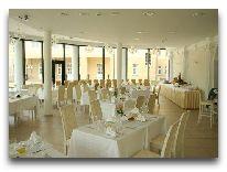 отель Europa Royale Druskininkai: Ресторан
