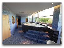 отель Europa Royale Druskininkai: Сауна