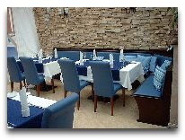 отель Eiropa Hotel: Ресторан