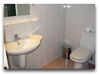 отель Europe Hotel: Ванна