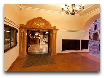 отель Europejski: Вход в отель