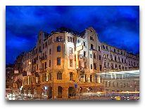отель Europejski: Здание отеля