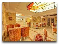 отель Europejski: Кафе