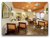 отель Europejski: Ресторан