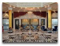 отель Excelsior Baku: Холл отеля