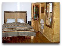 гостевой дом Ezera Maja: Двухместный номер