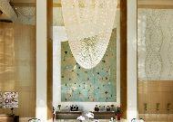 отель Fairmont Baku Flame Towers: Ресепшен