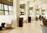 отель Fairmont Baku Flame Towers: Лобби