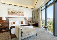 отель Fairmont Baku Flame Towers: Номер Signature с видом на город