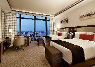 отель Fairmont Baku Flame Towers: Номер Fairmont