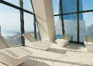 отель Fairmont Baku Flame Towers: Спа центр отеля