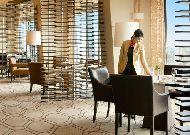 отель Fairmont Baku Flame Towers: Гостиная Fairmont