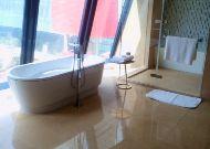 отель Fairmont Baku Flame Towers: Номер Suite с кроватью King-size