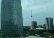 отель Fairmont Baku Flame Towers: Вид из окна