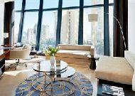 отель Fairmont Baku Flame Towers: Апартаменты