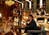 отель Fairmont Baku Flame Towers: Джаз-бар Alov Jazz Bar