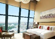 отель Fairmont Baku Flame Towers: Номер Suite Caspian Sea
